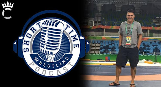 Shane Sparks opens up the vault and we talk sports, maybe not much wrestling, but plenty of energetic Sparks – ST297 | Mat Talk Podcast Network