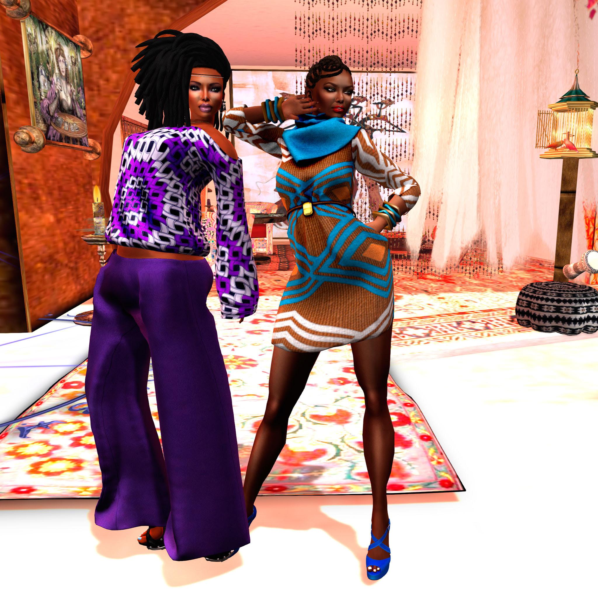 LOTD - Afro divas 5
