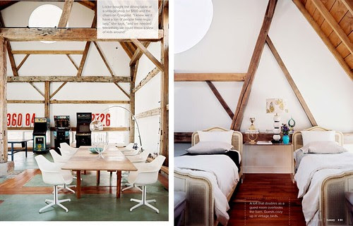 1_LonnyMagazine_1_White Space, Cozy Vintage Home, Interior Design, Home Ideas, Eclectic Ingenuity