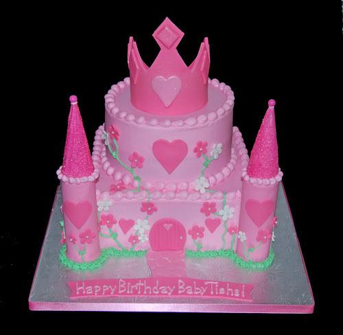 Birthday Cake Castle Phoenix