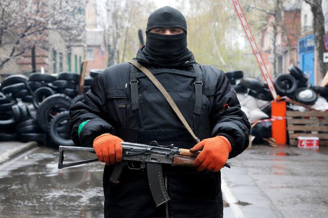 Ketika Densus 88 Moscow open house