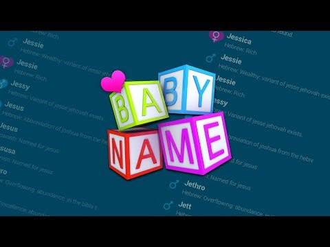 Baby Name - Simple! - Apps on Google Play