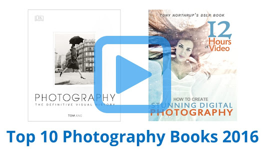 Top 10 Photography Books of 2016 | Video Review