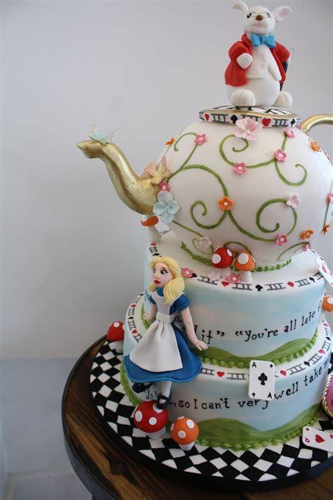 """Alice In Wonderland   """"Mad Hatter Tea Party"""" bridal shower"""