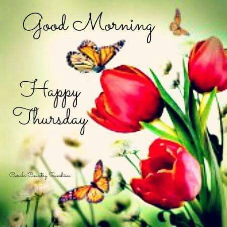 Spring Good Morning Thursday Quote Pictures Photos And Images For