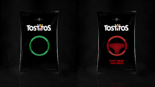 Tostitos' New Party Bag Knows When You've Been Drinking and Will Even Call You an Uber