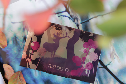 Artdeco|| Mystical Forest Blusher Crown Pink (no. 40)