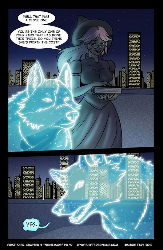 Chapter 3 Pg 47 - Shifters Online