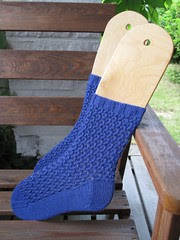 Hourglass socks