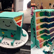 Incredibly Cute Adventure Time Themed Bimo Cake