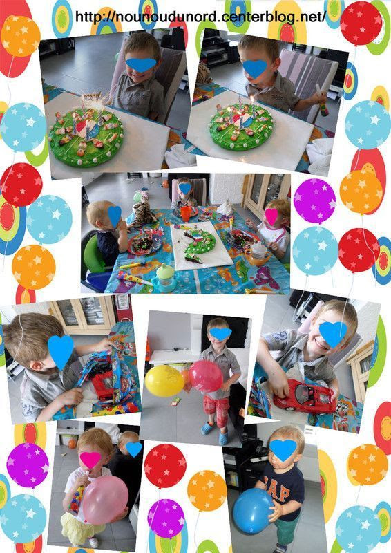 Anniversaire Fille 8 Ans Animation - somer