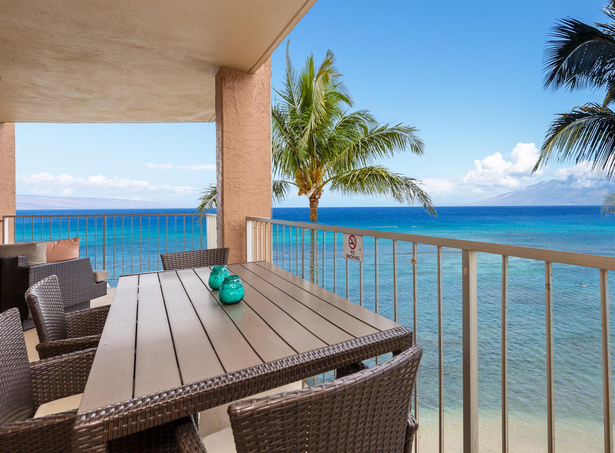 Maui Accommodations Guide  Royal Kahana 510  Vacation Condo