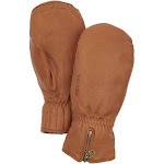 Hestra Leather Swisswool Classic Mitt