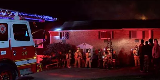 Boy trying to kill bedbug sets fire causing $300K damage