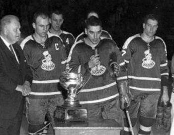 Barons Calder Cup, Barons Calder Cup