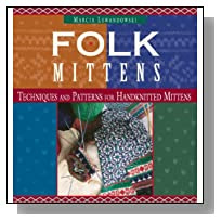 Folk Mittens (Folk Knitting series)