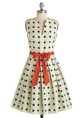 Dice as Nice Dress from ModCloth