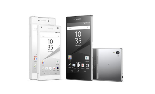 Meet The Sony's Xperia Z5 Family, With 4K Display, 23 MP Camera and Fingerprint Scanner