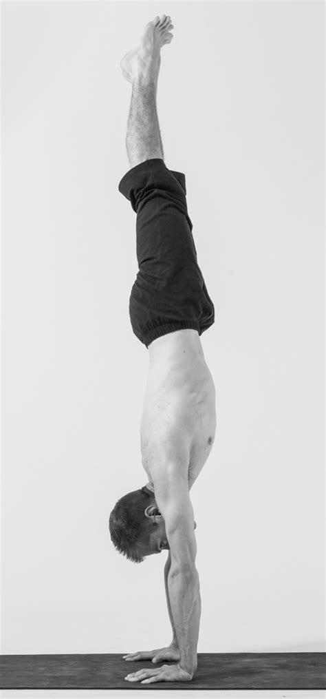 Adho Mukha Vrksasana (Handstand) — Jack Cuneo