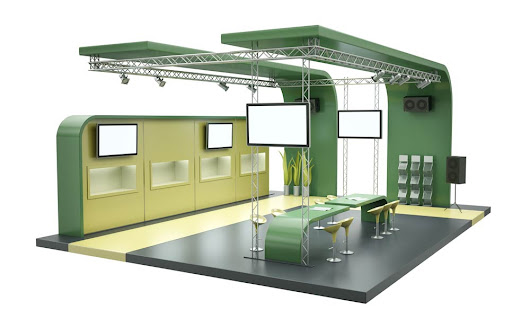 Choose The Right Exhibition Stand Space