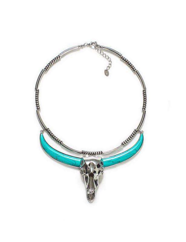 Zara western necklace