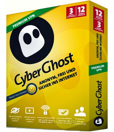 CyberGhost VPN 6.0.5.2405 free download for PC - KaranPC
