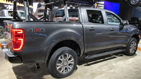 ford brings   ranger midsize pickup    model