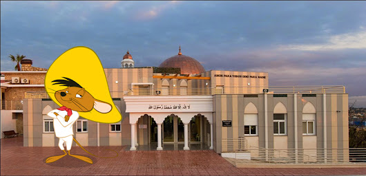 New Speedy Gonzales Mosque Will Finish Taraweeh Tonight