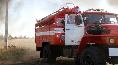 В России за сутки потушили 107 лесных пожаров
