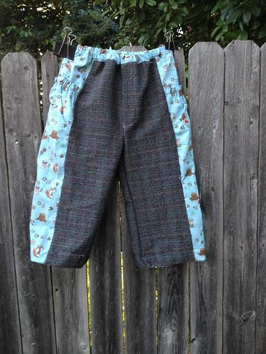 Woodland Treasure Pocket Pants