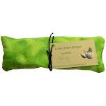 Healing Herbal Eye Pillow - Little Green Dragon - Botanicals - Natural - Herbs - Herbal Products - Eye Pillows - Healing
