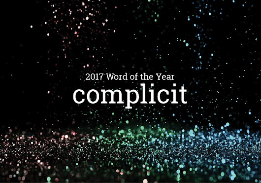 The 2017 Word of the Year is... | From Dictionary.com