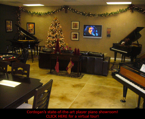 Chicago Piano Store / Pianos in Chicago - Used and New Baby Player Pianos in Chicagoland!