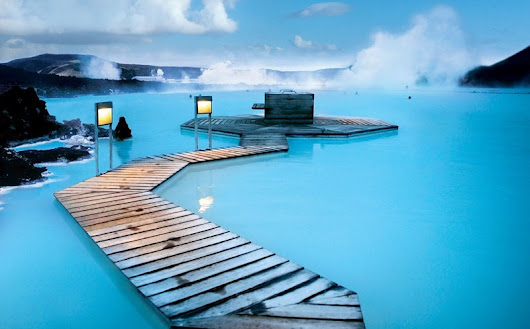 World's Most Soothing Soaks: 10 Otherworldly Hot Springs
