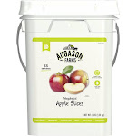 Augason Farms Dehydrated Apple Slices Certified Gluten Free