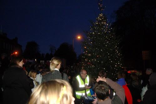 Whickham Xmas lights switch on Nov 11 16