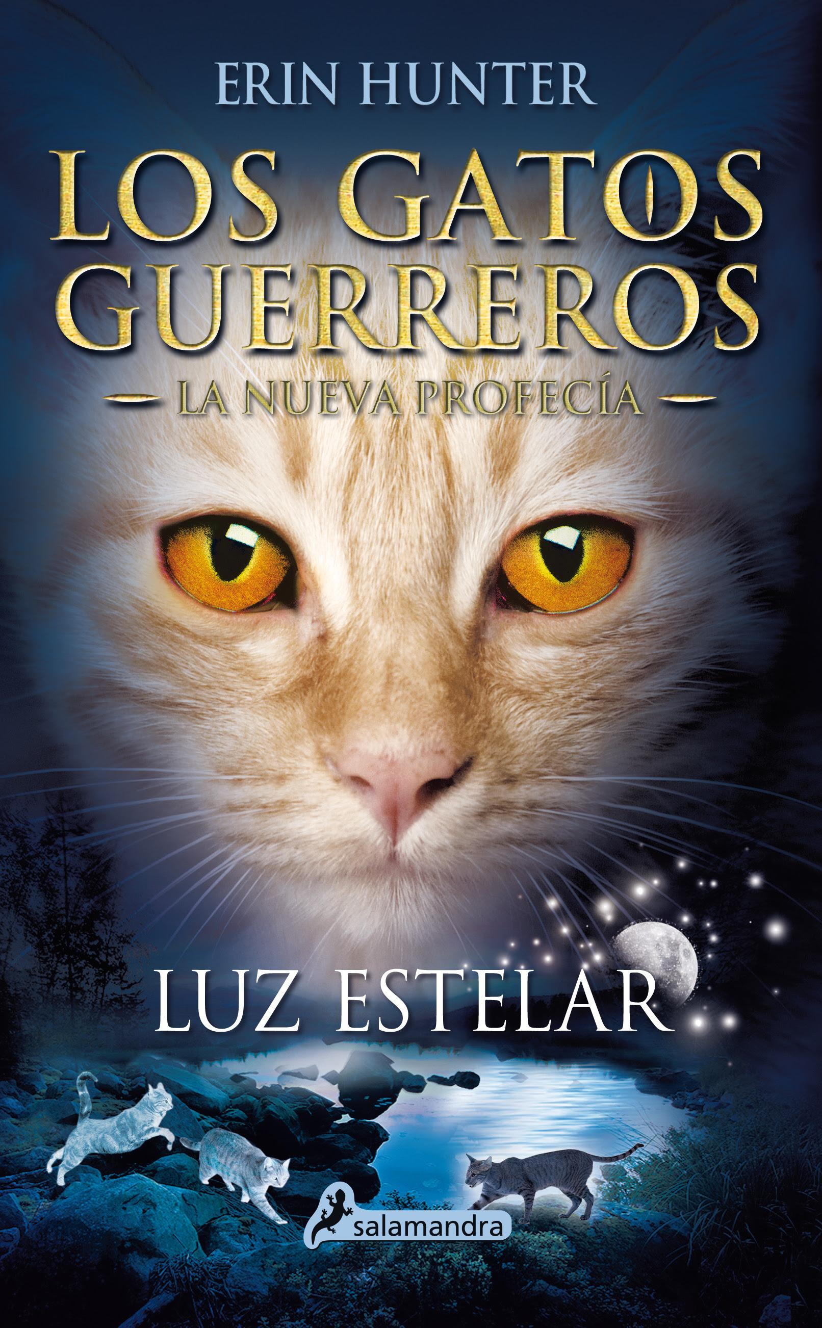 Resultado de imagen de luz estelar gatos guerreros