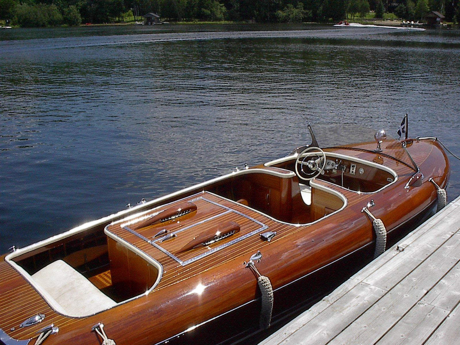 Wooden Motor Boats Building wooden rocking boat for kids