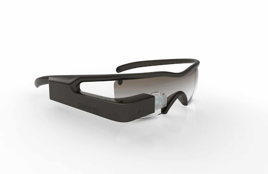 Senth IN1 – Die smarte AR-Brille speziell für den Radsport - SciFi meets Reality
