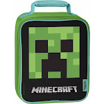 Thermos 30371520 Thermos Soft Lunch Kit for Minecraft - Upright