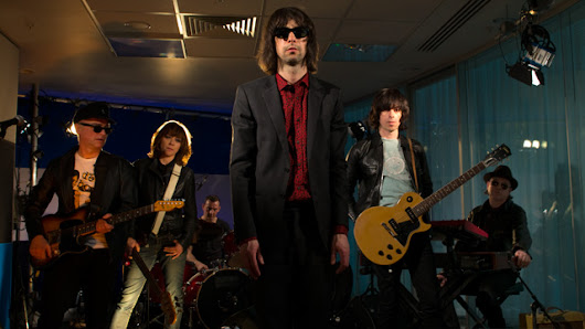 Primal Scream perform It's Alright, It's OK - live session video | Music |