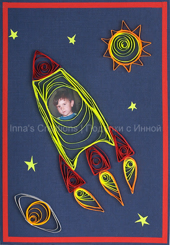 Space quilling