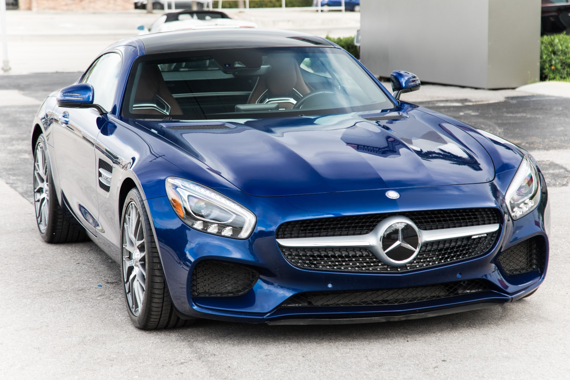 Used 2017 Mercedes-Benz AMG GT For Sale ($78,900) | Marino ...