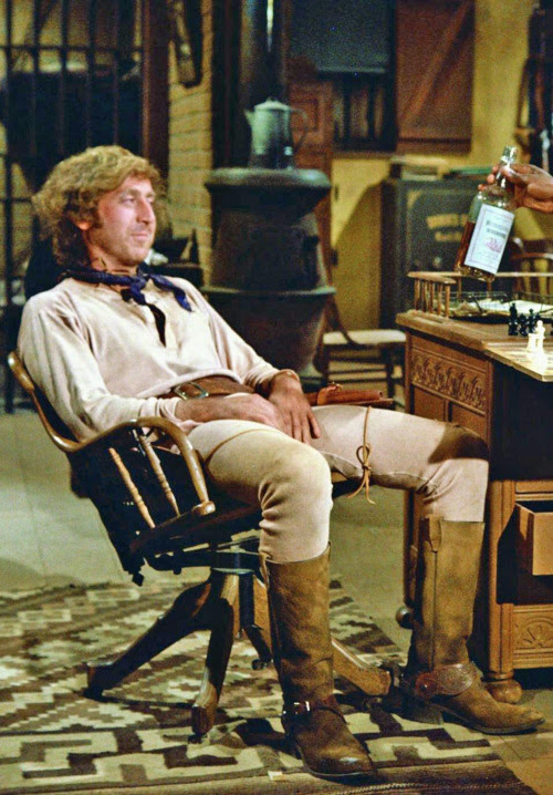 Gene Wilder  Blazing Saddles | 1974
