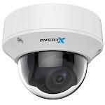 AvertX 4K IR Autofocus Zoom Add-On Dome Camera
