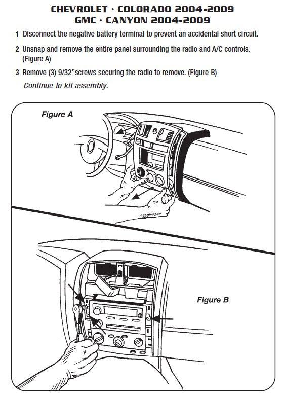 Gm Radio Wiring Diagram 2004 Envoy Suv Box Wiring Diagram