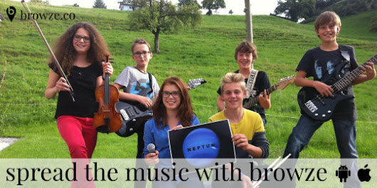 Spread the music with browze