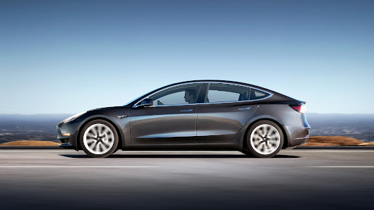 Tesla Model 3 : la version finale enfin officialisée - FrAndroid