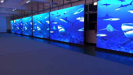 Video Walls Provider | Dthree Solutions Bahrain