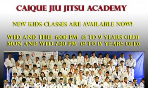 We'll be starting a late kids/teen class in Oct at 7:30pm msg us for more dets…